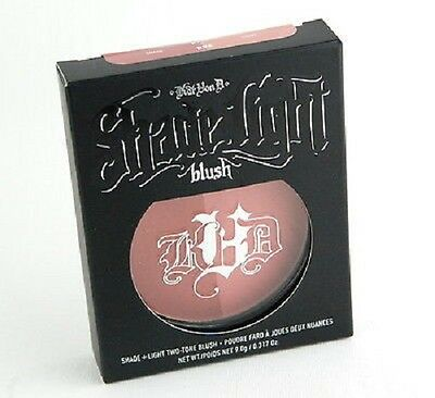 NIB Kat Von D Shade + Light Two-Tone Blush Mickey + Mallory 0.317 oz / 9.0 g