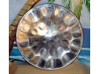 STEEL DRUM/PAN. JASON ROSEMAN HANDMADE WITH SIGNATURE C TENOR FROM THE USA