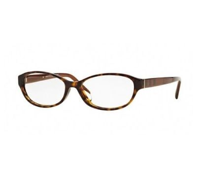 NEW AUTHENTIC BURBERRY B2215-D 3002 Shiny Tortoise/Havana Women Eyeglasses 54mm