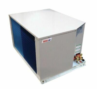 Turbo Air Ts100xr404a3 10 Hp Scroll Compressor Low Temp Air Cooled Condenser