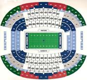 Dallas Cowboys Season Tickets