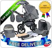 Reversible Pushchair