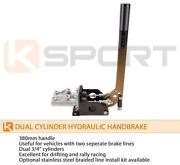 Hydraulic Hand Brake Kit