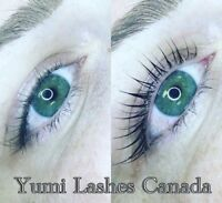 ***YUMILASHES Keratin Lash Lift  Toronto Training***