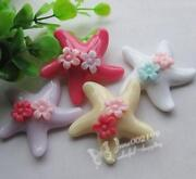 Starfish Embellishments