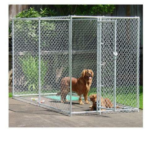 Outdoor Large Kennels: Dog Supplies