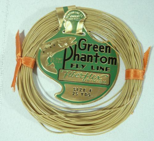 Vintage Fly Line 68
