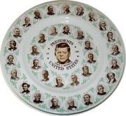 JFK Plate