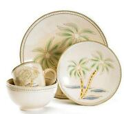 Palm Dinnerware