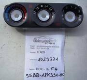 Ford Mondeo Heizung Schalter