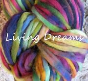 Wool Pencil Roving