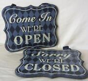 Open Closed Sign
