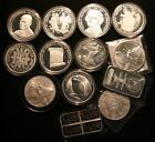 Silver Bullion Rounds
