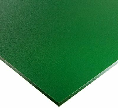 Green Plastic (HDPE) Cutting Board 1/2