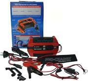 12V Gel Battery Charger