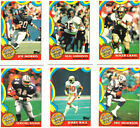 Topps Football Card Sets