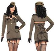 Womens Army Halloween Costumes