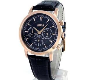 e0ad2f86f58 Hugo Boss Rose Gold Watch