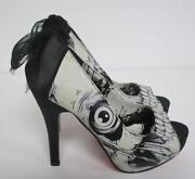 Bone Heels