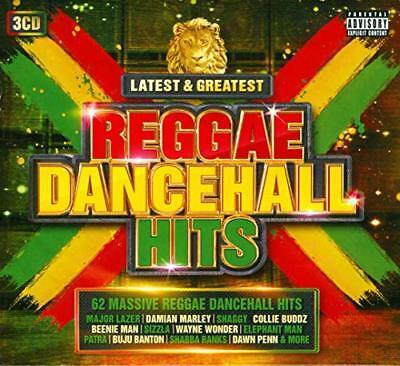 Latest and Greatest Reggae Dancehall Hits [CD]