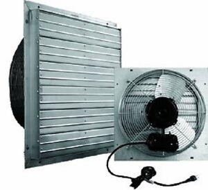 wall mount exhaust fan ebay