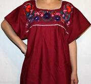 Vintage Mexican Blouse
