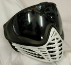 Silver Paintball Goggles & Masks