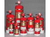 Fireboy Xintex Boat Fire Extinguisher NEW MA20750227-BL