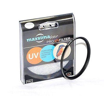 52mm Uv Filter 4 Panasonic Dmc Fz48 Fz100 Fz150 & Nikon 18-55mm Lens D3300 D5300