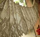 Crochet Lace Curtains