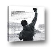Rocky Balboa Canvas