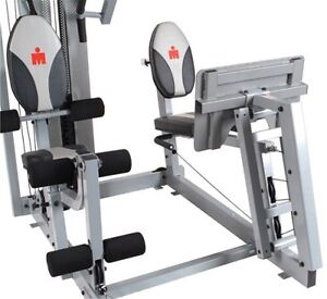 IRONMAN 600g Complete Home Gym + Dumbells