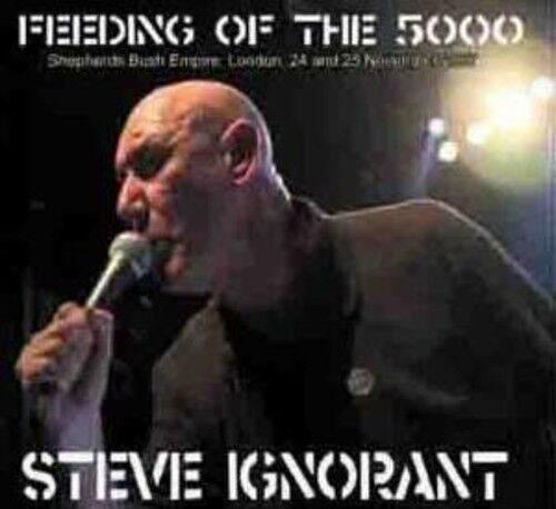 Steve Ignorant - Feeding of the 5000 [New CD]
