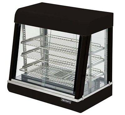 Hot Food Display Case Warmer Merchandiser 26