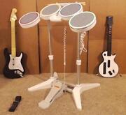 Wii Drum Set