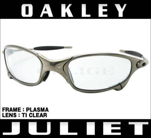 a4e3ad03d96 Oakley Juliet Plasma  Clothing