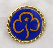 Girl Guide Pin Badges