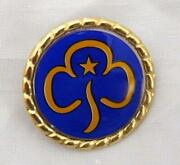 Girl Guide Pin Badges