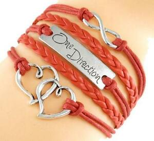 899bcd333b One Direction Charm Bracelets