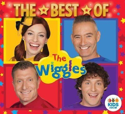 New: THE WIGGLES - The Best Of 25 Years! (33 Songs) (The Wiggles The Best Of The Wiggles)