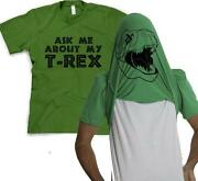 Ask Me About My T Rex