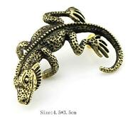 Gecko Ear Cuff