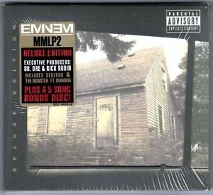 Eminem - The Marshall Mathers LP2 2013 CD [Deluxe 2CD] [PA] New Sealed