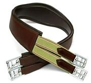 Brown Leather Girth