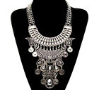 Silver Bib Fashion Necklaces & Pendants