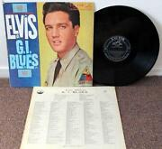Elvis Gi Blues LP