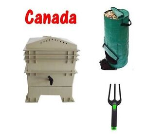 Worm Factory Farm Composter Complete Kit 170700