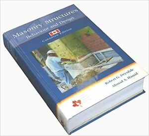 Masonry Structures Behaviour and Design Hardcover