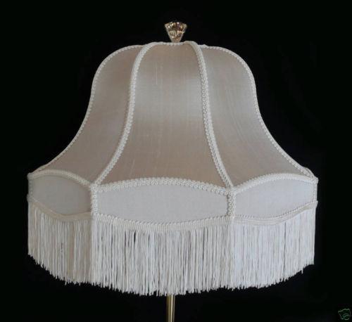Large Victorian Lamp Shade Ebay