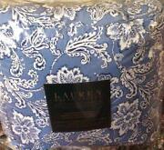 Ralph Lauren Blue Bedding